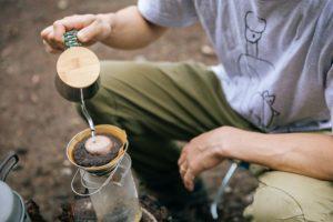 【天気が良い日にオススメ】キャンプで!登山で!アウトドアでコーヒーを楽しむ方法